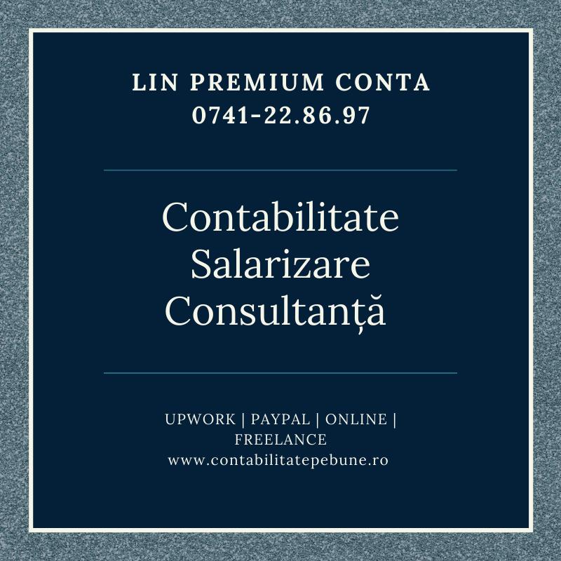Firma Contabilitate Upwork freelanceri