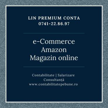 e-Commerce Amazon Magazin online